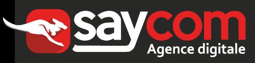 Logo SAYCOM, agence de communication en Vendée